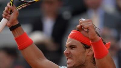 Rafael Nadal volverá a verse con Federer en una final.