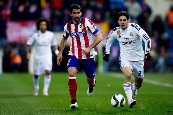 El Madrid dejó una racha de 22 partidos ganados de manera invicta.
