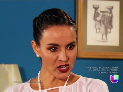 Te ves muy enojada Roberta. ¿Qué te puso así? &iexc...