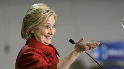 Hillary triunfa en el caucus de Nevada