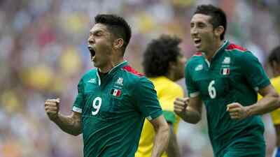 Esta generación del Tri ya sabe ganarle al Brasil de Neymar en las grandes citas