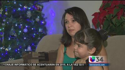 Posada navideña para la familia Antuna