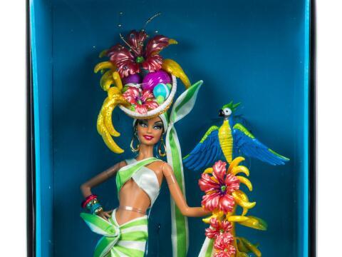 Colección de Barbies de Janice Pye