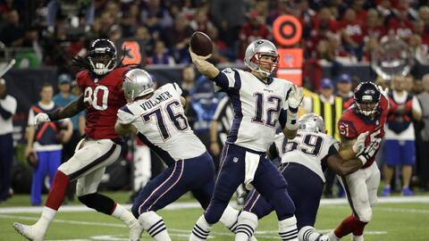 Patriots 27-6 Texans: New England 11 victorias, amarra playoffs y recupe...