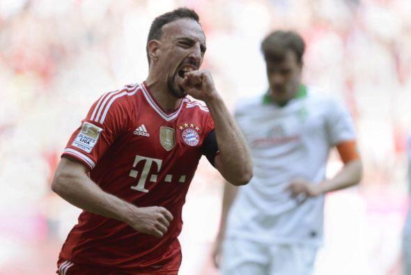 Alemania: El Bayern Munich de Pep Guardiola hizo historia al coronarse e...