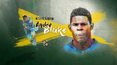 Andre Blake Gold Cup Soccer Player