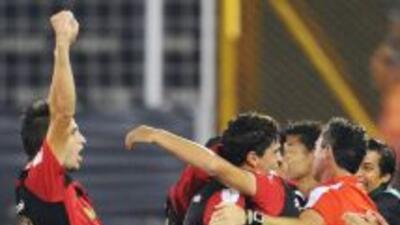 Alajuelense campeón de Costa Rica.
