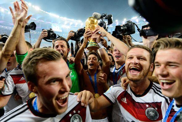 El mundo deportivo del 2014 coronó una gran cantidad de campeones...