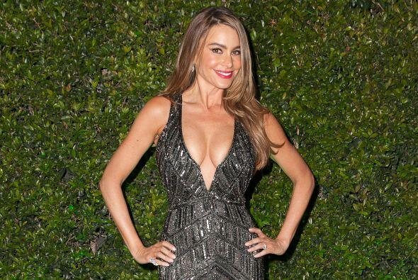 """La actriz colombiana es una mujer """"intimidante"""". Más videos de Chismes a..."""