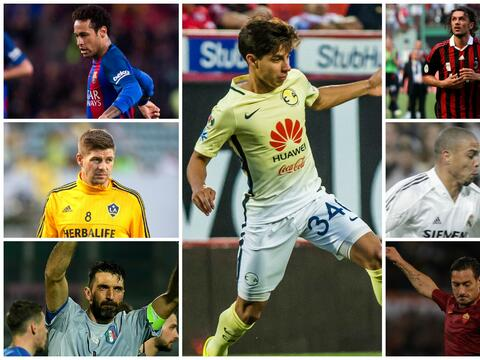 El debut de Diego Lainez con 16 años, 8 meses y 25 días ab...