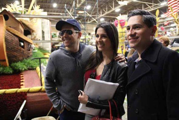 Maity Interiano, Alejandro Mendoza y Alejandro Chaban se preparan para o...