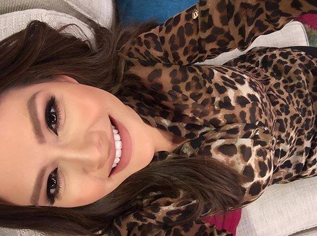 Ana Patricia en redes