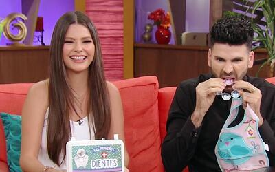 Ana Patricia compartió consejos para cuando tu bebé empiece a salivar
