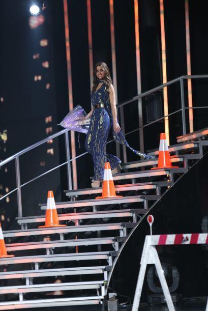 Esta pasarela no estuvo nada fácil para las chicas de Nuestra Belleza La...