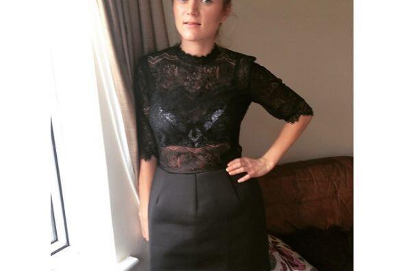 Lauren Wallis, de 25 años, vive en Lowestoft en Inglaterra.