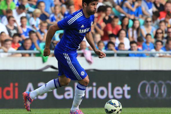 Chelsea se reforzó con el mediocampista español Cesc Fábregas (Barcelona...