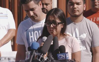 """Hija de Guadalupe García: """"Nadie debe empacar la maleta de su madre"""""""