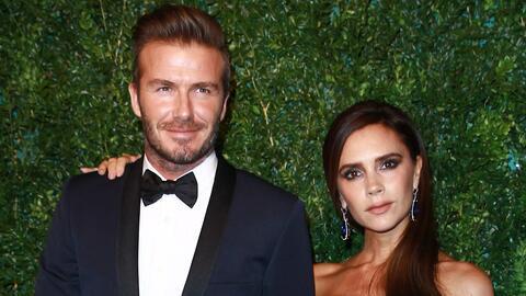 David  y Victoria Beckham 18 años de amor
