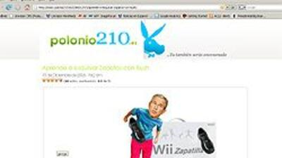 Crean videojuego del 'zapatazo' b13e394854a04ea09923c0aa3a768621.jpg
