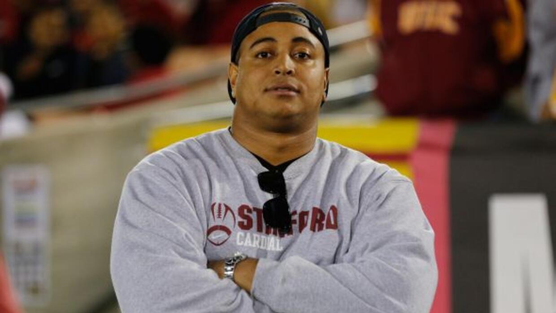 El tackle ofensivo jugará con los 49ers (AP-NFL).