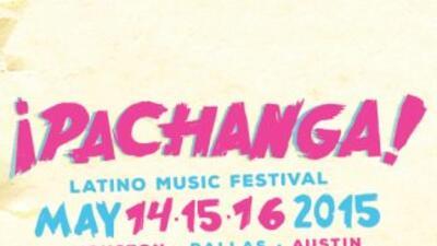 Pachanga Latino Music Festival.