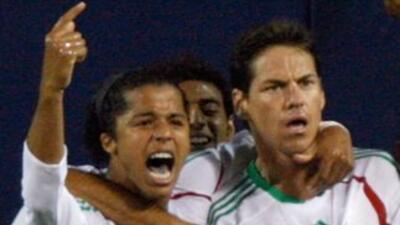 Giovani y Franco compartieron equipo en el Tri y el naturalizado mexican...