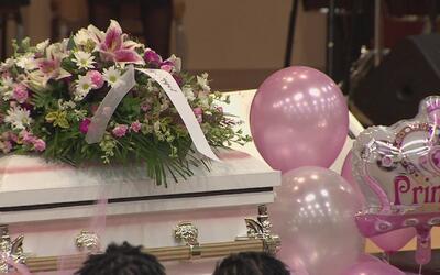 'La pequeña ángel de Dios', así llamaron en su funeral a la niña de 16 m...