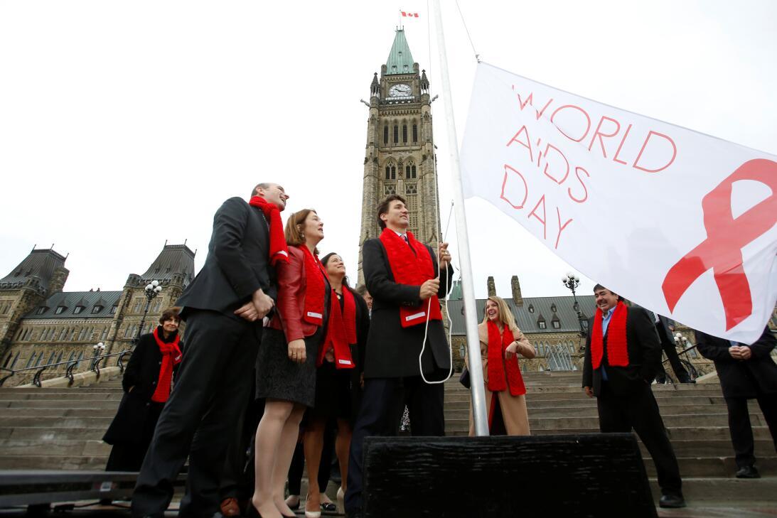 DIa del Sida Canada
