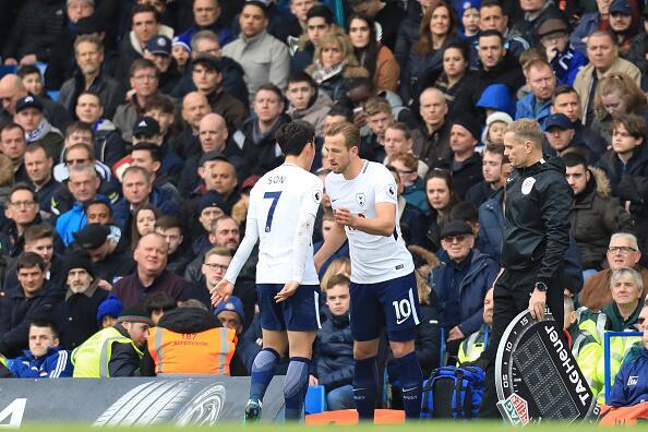 En Fotos: Silencio en Stamford Bridge; Tottenham venció 3-1 al Chelsea 9...