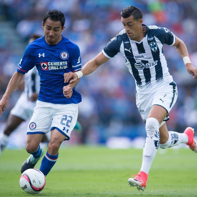 Cruz Azul empató con Monterrey con Corona disfrazado de héroe 20170826_8...