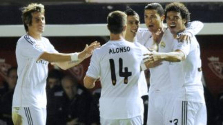 Cristiano se estrenó como ganador del Balón de Oro 2013 con un fortuito...