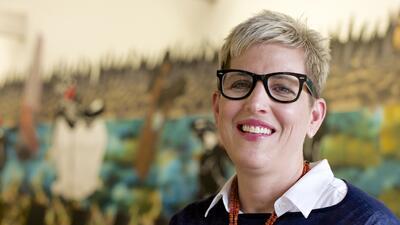 Lisa Schwetschenau padece esclerosis múltiple y le preocupa perder algun...