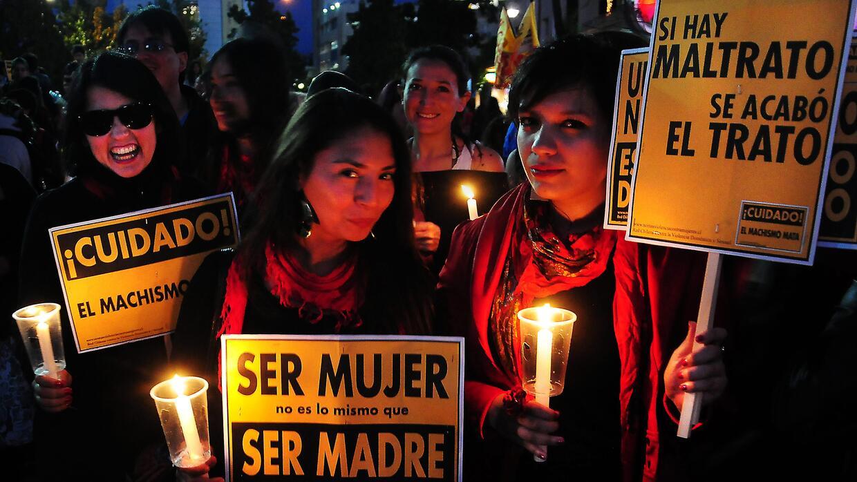 En 2016, en Chile murieron 34 mujeres en feminicidios.