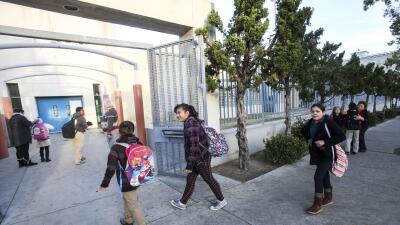 Los estados tienen la responsabilidad de intervenir en las escuelas de m...