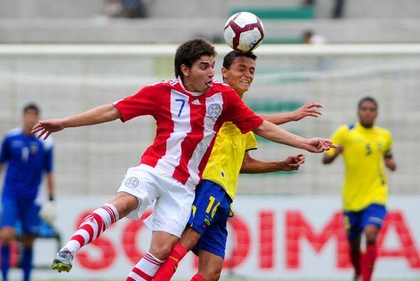 El revés dejó a Paraguay en una situación delicada,...