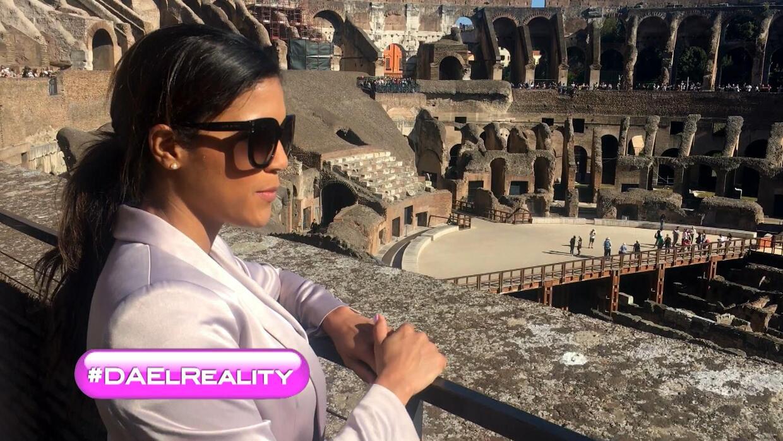 #DAelReality: Francisca tuvo el viaje de sus sueños, ¿habrá conocido a s...