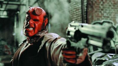 El demonio rojo deberá enfrentarse a su pasado y controlar su maligna na...
