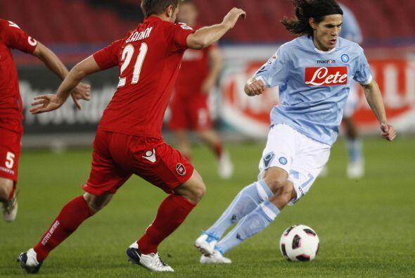 El goleador del Napoli no podía faltar esta semana.