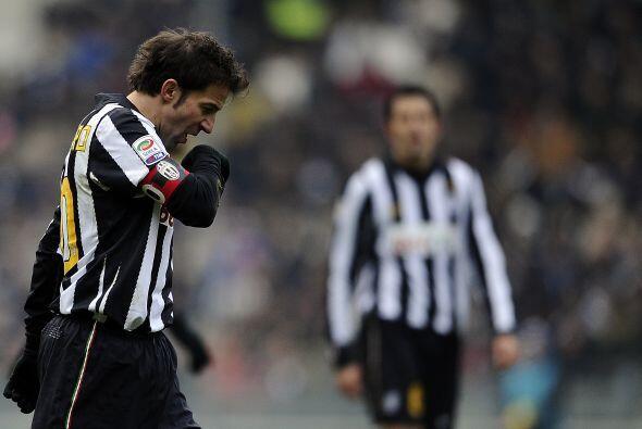 La 'Vecchia Signora' apenas respondió con una anotación de Nicola Legrot...
