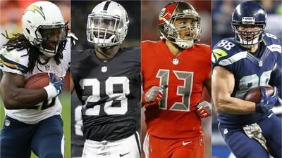 Top 10 Figuras de la Semana 9 de la NFL