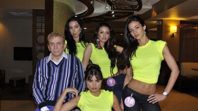 Setareh, Naomi, Karol y Patricia.