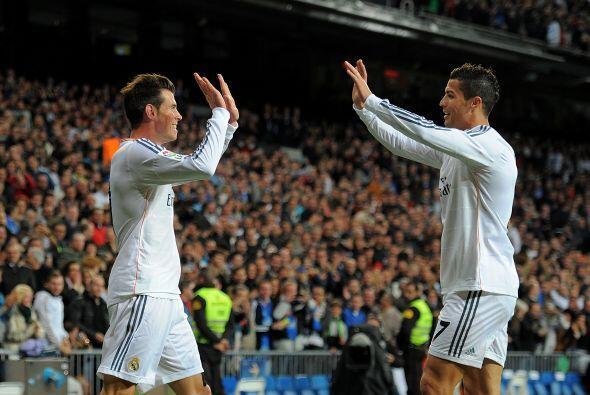 Ha llegado para complementar a Cristiano Ronaldo, el líder de este equipo.