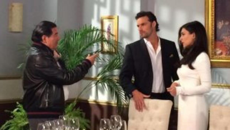 Iván Sánchez es un fuerte candidato para ser el galán de Ana Brenda.