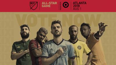 ¡Atención! La votación para elegir al Equipo de Estrellas de la MLS finaliza esta noche