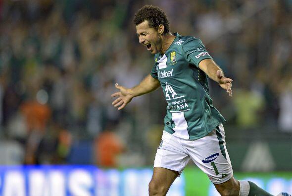 Miguel Sabah ha reencontrado su instinto goleador con los esmeraldas de...