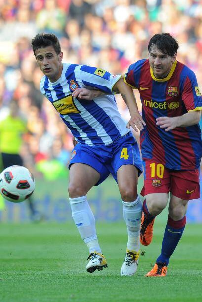 Lionel Messi buscaba sumar goles a su cuenta, después de que Cristiano R...