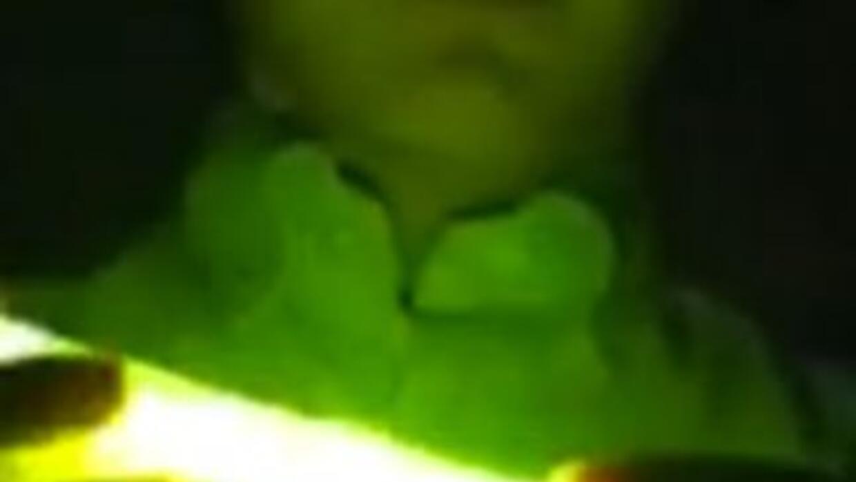 Glow Stick Explosion