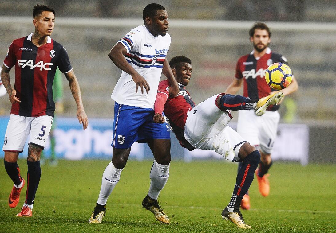 7 de abril - Sampdoria Vs. Genoa (Serie A)