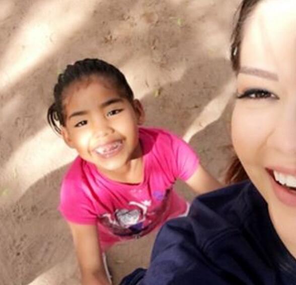 Ana Patricia niños de Sonora