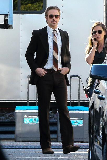 Pero eso ha quedado en el pasado, pues Gosling ha regresado al trabajo,...